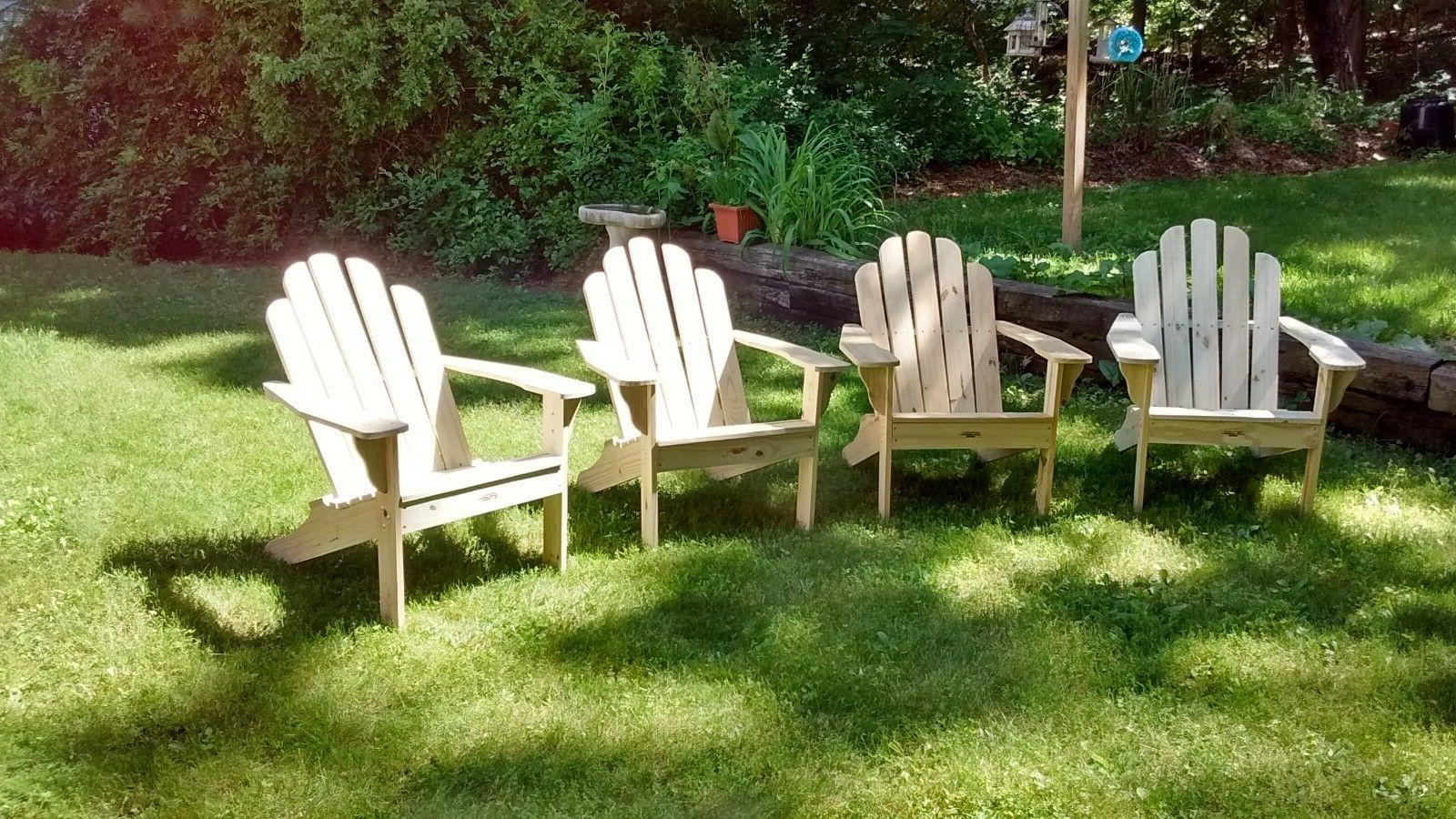 adirondack patio porch or firepit chairs