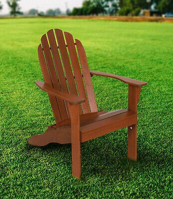 Wooden Chair Patio Furniture Seat Deck Pool