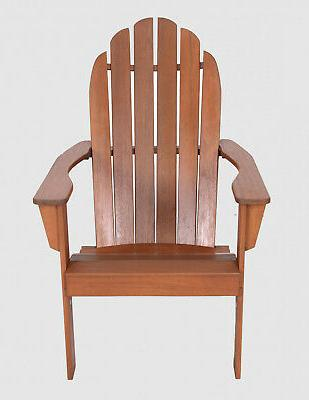 Wooden Chair Patio Furniture Lounge Seat Deck Finishes