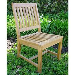 """Anderson Rialto CHD-086 19"""" Dining Side Chair in Natural"""